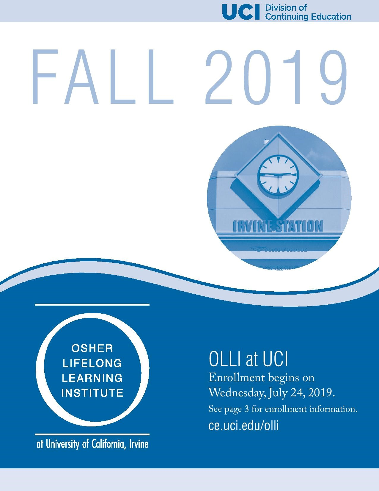 About Us | Welcome to the OLLI at UCI Blog